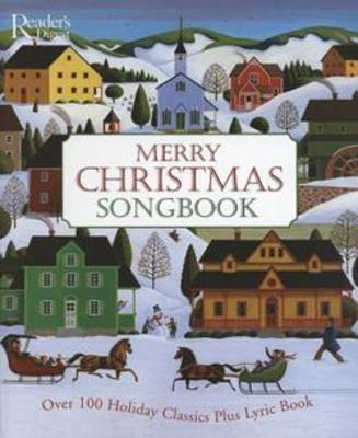 Product picture Merry Christmas Songbook