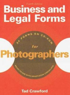 Product picture Business and Legal Forms for Photographers 4th Edition