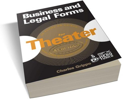 Product picture Business and Legal Forms for Theater