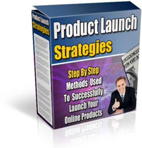 Product picture Product Launch Strategies - Master Resale Rights