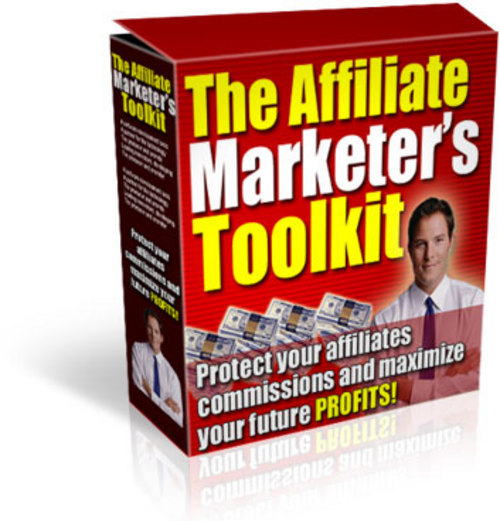 Product picture Affiliate Marketeer Toolkit - Master Resale Rights