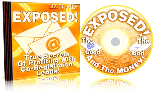 Product picture True Secrets Of Profiting With Co-Registration Leads - MRR